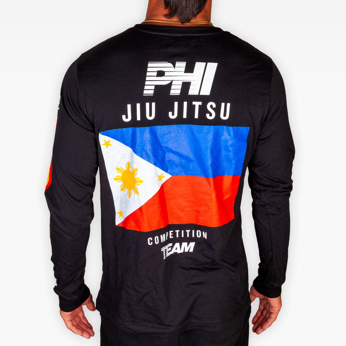 THE PHI COMPETITION TEAM Long Sleeve Tee