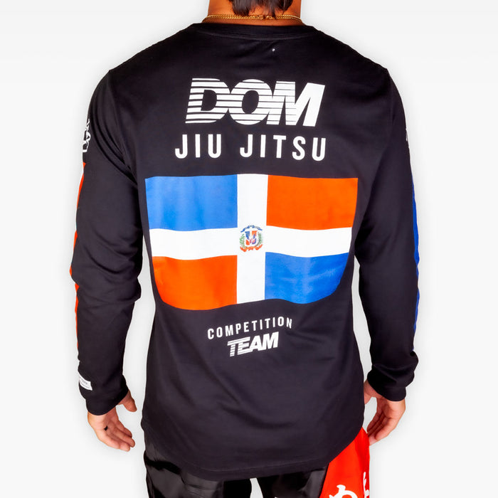 The DOM Competition Team Long Sleeve Tee