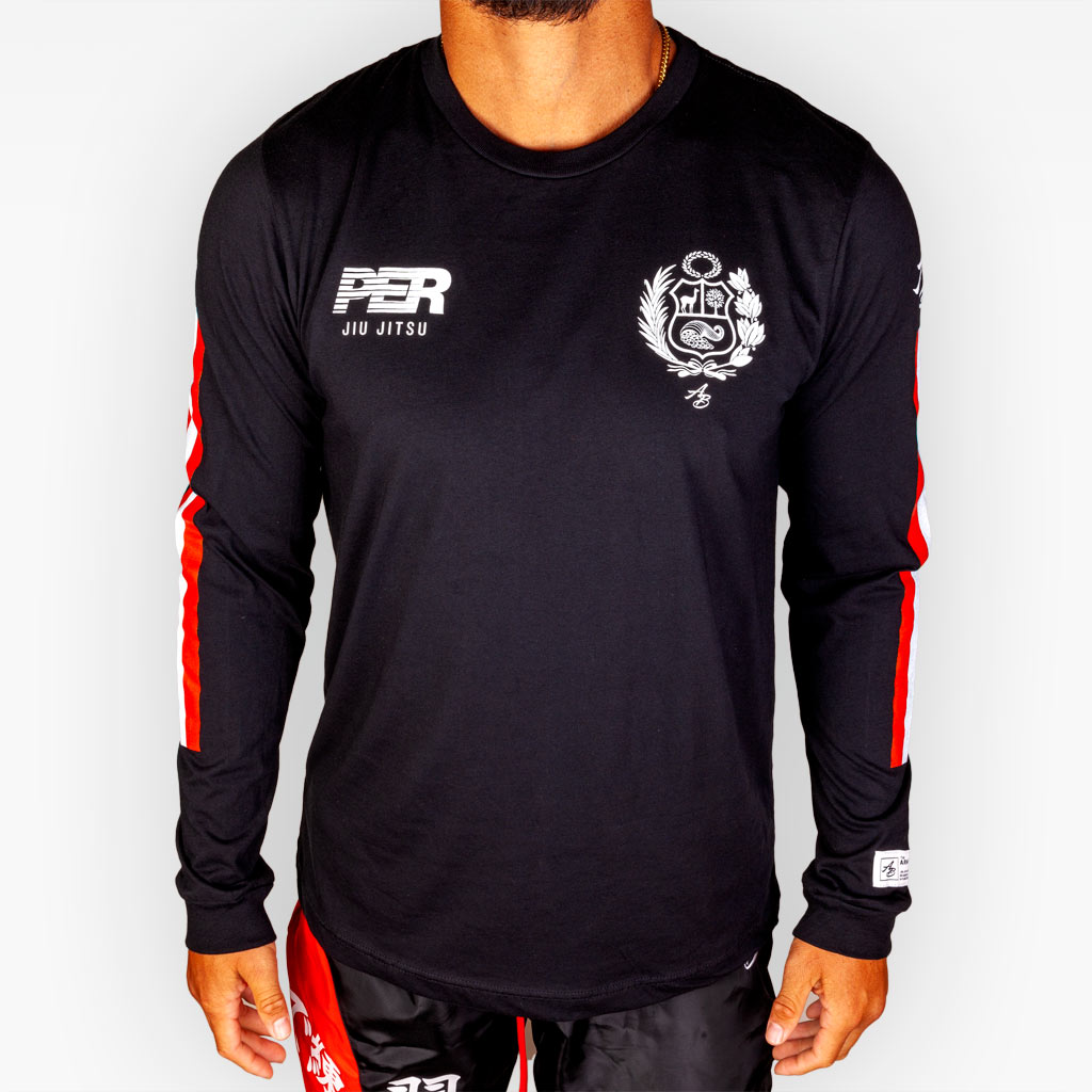 The PER Competition Team Long Sleeve Tee