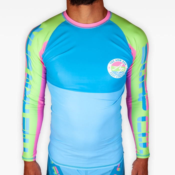 The Wave Runner Rashguard
