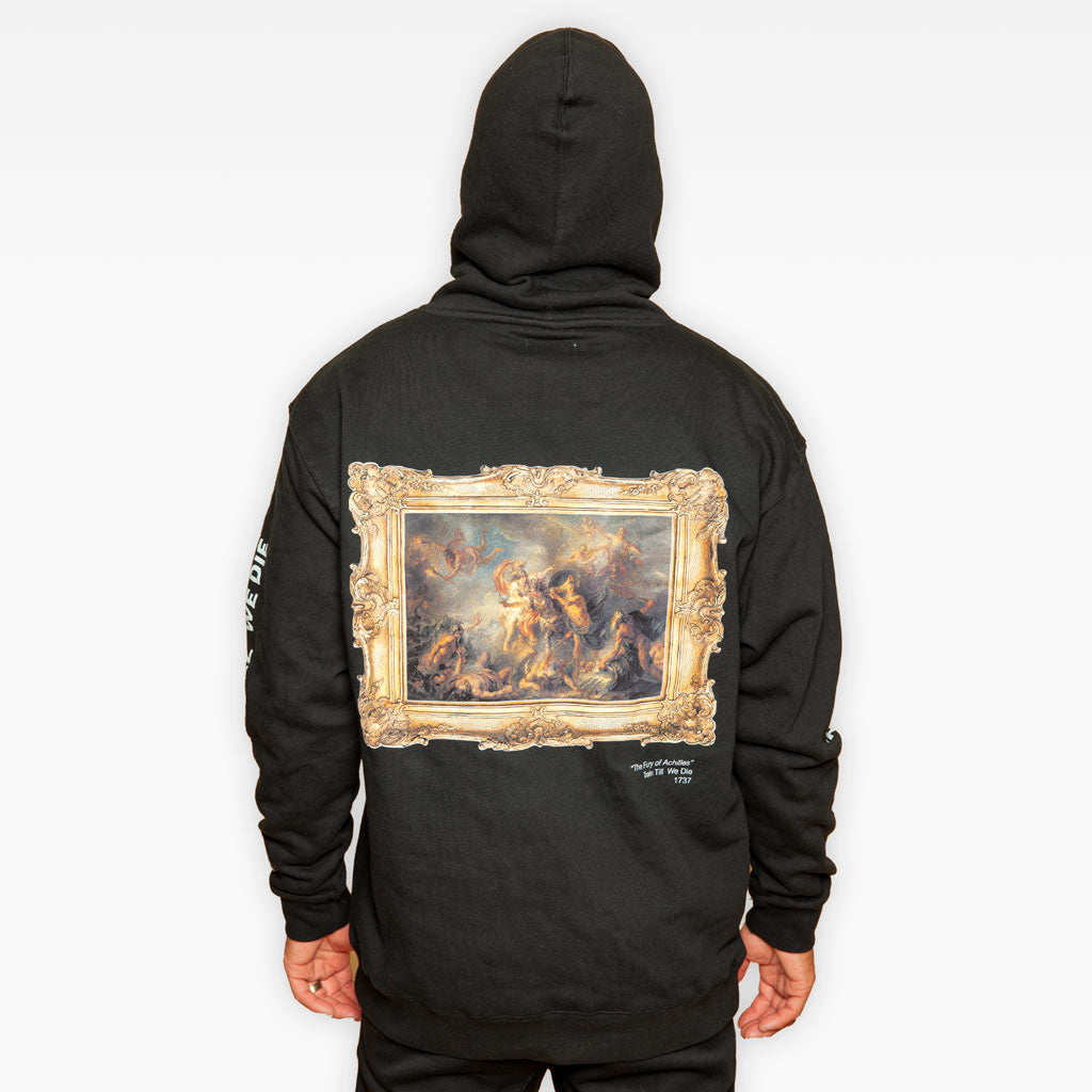 The Fury of Achilles Hoodie
