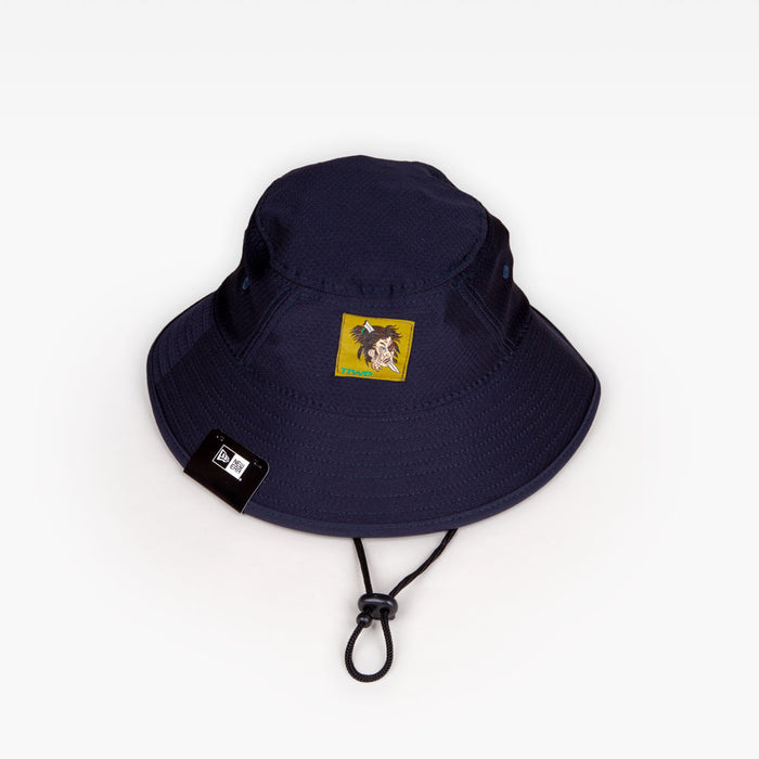 The Fallen Soldier New Era™ Bucket Hat - Navy Blue