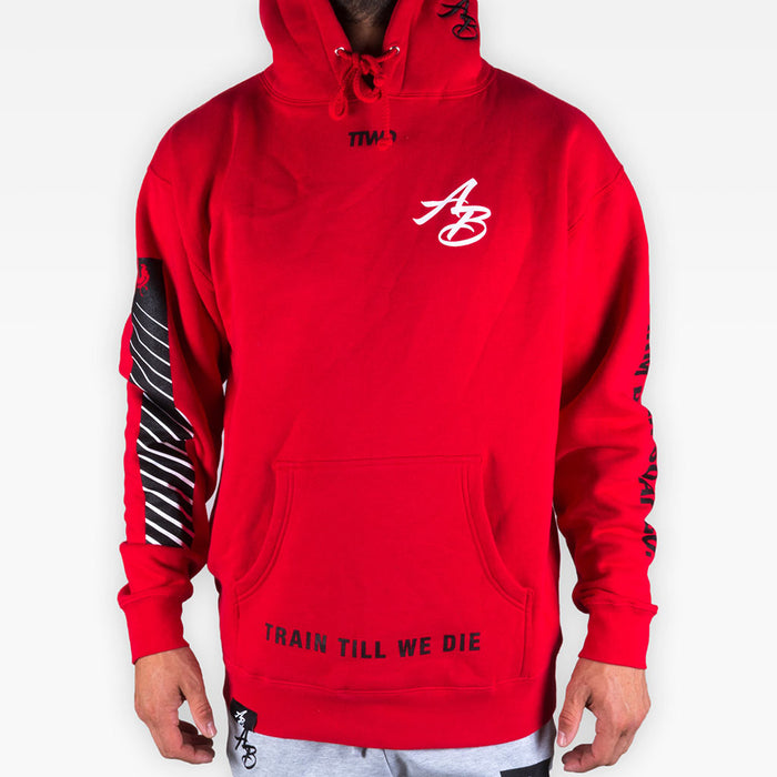 The Official Issue Hoodie 6 - Crimson