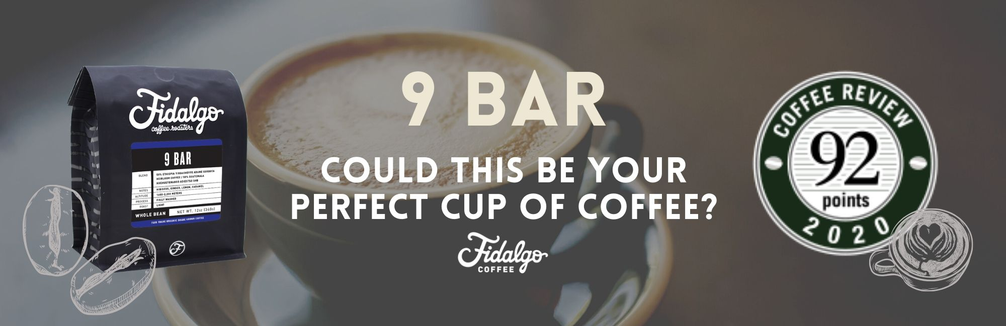 Could 9 Bar Be Your Perfect Cup?