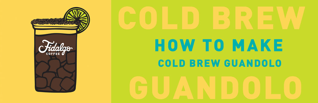 How To Make Cold Brew Guandolo