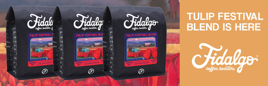2021 Tulip Festival Blend is Here!