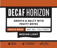 Decaf Horizon