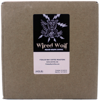 Wired Wolf White Coffee