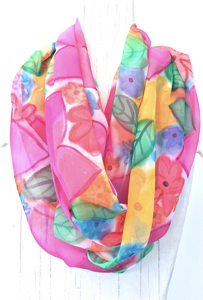 jersey scarf miss shop infinity pink a striped sc products