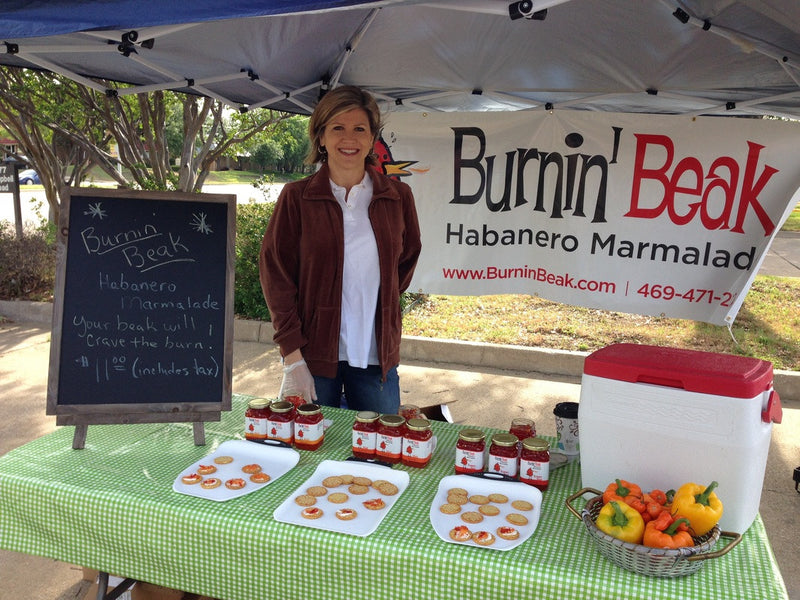 FIRST FARMERS MARKET IN RICHARDSON, TEXAS