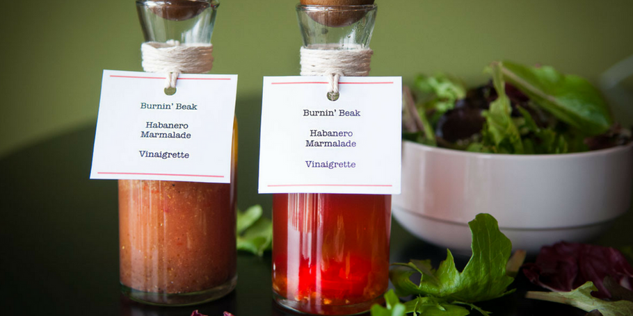 VINAIGRETTE SALAD DRESSING OR MARINADE