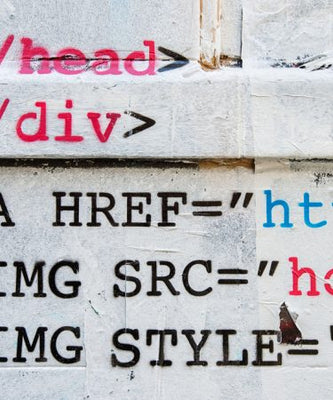 A Blogger's Guide To HTML & CSS [Infographic]