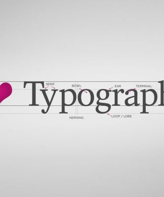 Just Your Type: Why You Should Be Interested in Typography