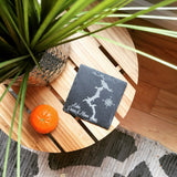 Set of 4 Slate Coasters with Box