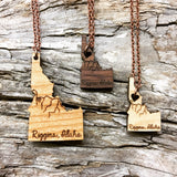 Riggins Idaho Necklace