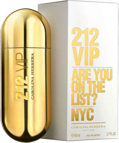 212 VIP by Carolina Herrera 80 ML