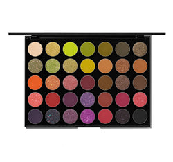 **NEW Morphe | 35M Boss Mood Eyeshadow palette
