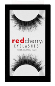 Red cherry lashes #605