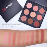 Morphe | 9N - THE NATURALLY BLUSHED PALETTE