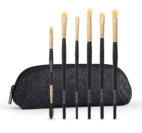 **NEW Morphe Brushes | ALL EYE WANT 6-PIECE EYE BRUSH
