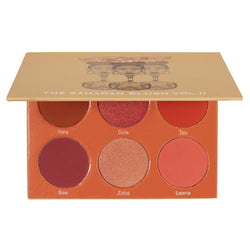 **NEW Juvia's Place | The Saharan Blush Palette Volume II (SALE!!!)