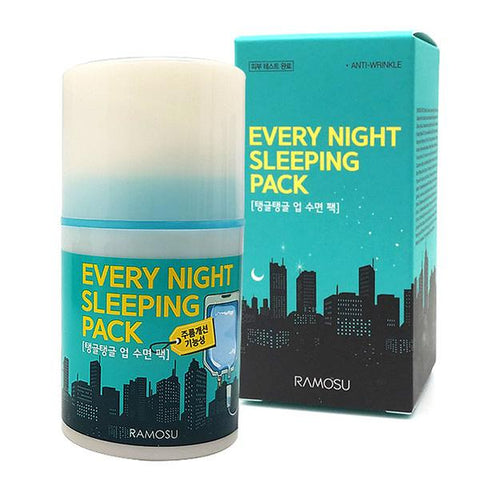 **NEW Ramosu | Every Night Lifting Up Sleeping Pack