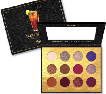RUDE Cosmetics | Cocktail Party 12 Color Eyeshadow Palette - Dirty Mother