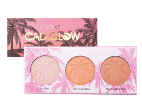 Beauty Creation | Cali Glow Highlight Palette