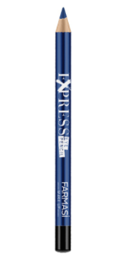 **NEW FARMASI | Express Eye pencil (07 Blue)