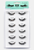 AOA Studio Eyelashes 6-Pack