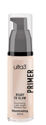 **NEW Ulta3 READY TO GLOW ILLUMINATING PRIMER