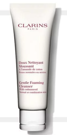 CLARINS | Gentle foaming cleanser for normal⁄combination skin 125ml