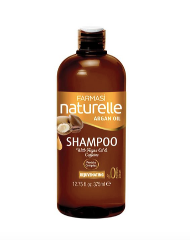 **NEW Farmasi |  NATURELLE ARGAN OIL SHAMPOO 375 ML