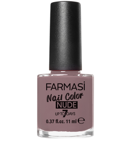 **NEW FARMASI Nail Polish Flint Dash