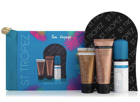 St. Tropez Bon Voyage Travel Essentials Kit