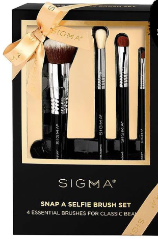 Sigma Beauty | Snap A Selfie Brush Set