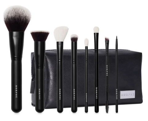 **NEW MORPHE | GET THINGS STARTED BRUSH COLLECTION