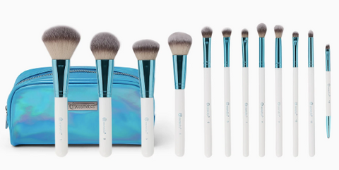 **NEW BH Cosmetics | Poolside Chic (12 Piece Brush Set)
