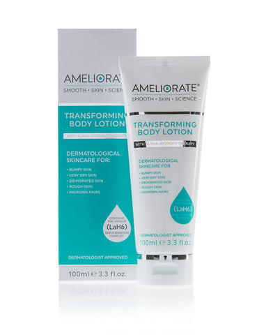 **NEW Ameliorate | Transforming Body Lotion (100ML)