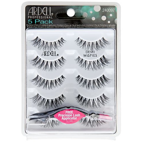 Ardell | 5 pack Demi Wispies lashes\lash applicator