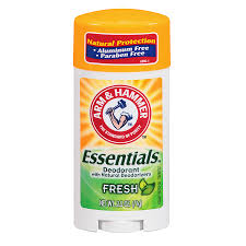 **NEW Arm & Hammer | Essentials Natural Deodorant Fresh (For Men and Women) 71g