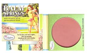 The Balm | Balm Springs® Blush