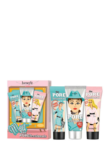 **NEW Benefit | Meet The POREfessionals: Prep Your Pores Starter Set