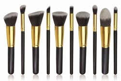 BS-MALL(TM) | Premium Synthetic Kabuki Makeup Brush Set