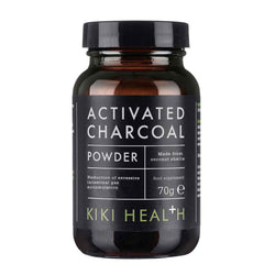 **NEW KIKI HEALTH | Activated Charcoal Powder( 70g )