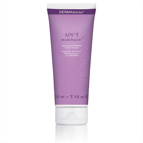 **NEW Derma Doctor | Ain't Misbehavin' Acne Cleanser 210 ml