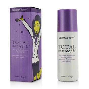 **NEW DermaDoctor | Total Nonscents Ultra-Gentle Brightening Antiperspirant