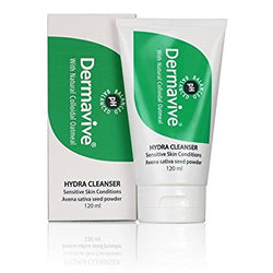 **NEW DERMAVIVE | HYDRA CLEANSER