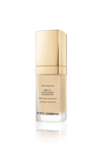 Dolce & Gabbana | PERFECT MATTE LIQUID FOUNDATION (120)