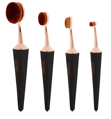 Iconic London | Evo Contour and Conceal Brush Set